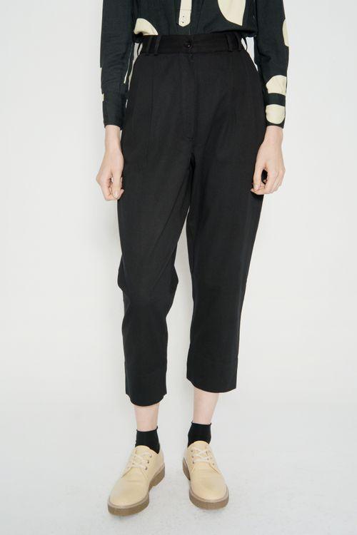 Wray Fielding Pant - Black
