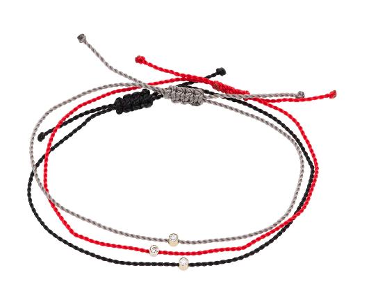 Hortense Flirty Cord Bracelet