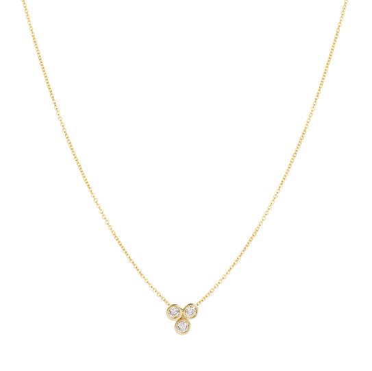 Hortense Clover Necklace