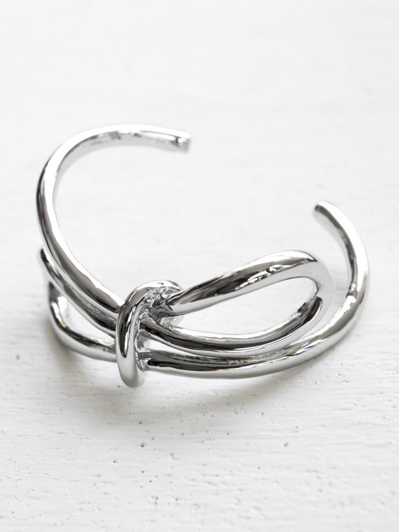 Common Muse ESBER BOW BANGLE - VARIOUS COLORS