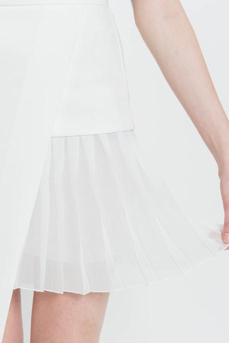 'Dawn' Pleated Skirt