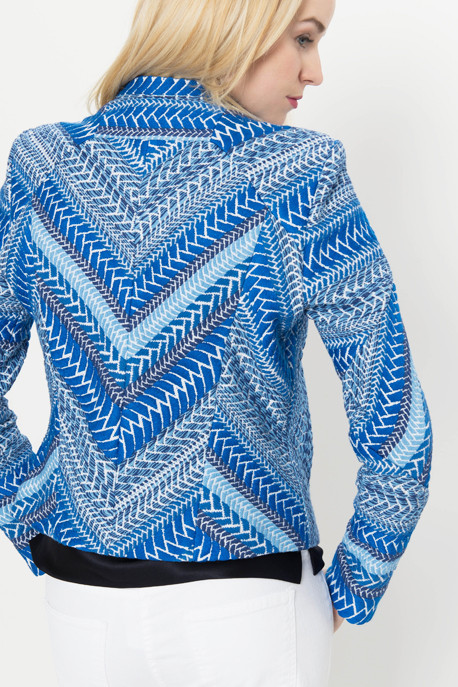'Ozaka' Tweed Jacket