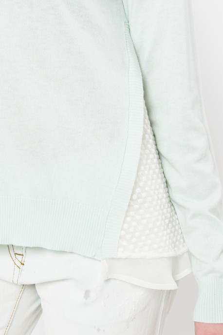 Clu Embroidered Sweater