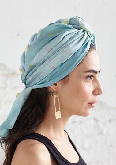 Geography 541 Izetta Earrings