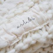 Zilalila Garter Blanket - Dodo Les Bobos