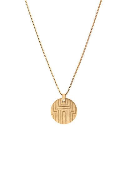 Maria Black Boyo Diamond Necklace