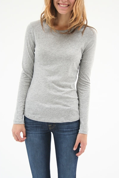 ORGANIC Long Sleeve Tee