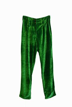 Family Affairs Beauvoir velvet pants