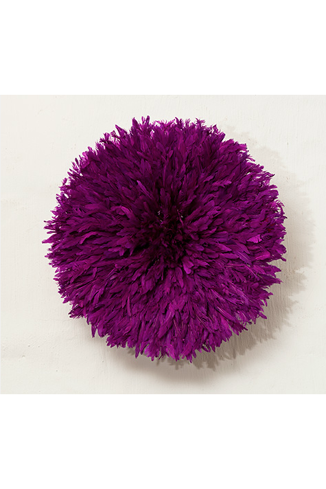 Elena Calabrese Decor Juju Head - Magenta