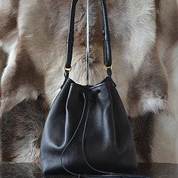 Luis Vargas Bucket Bag