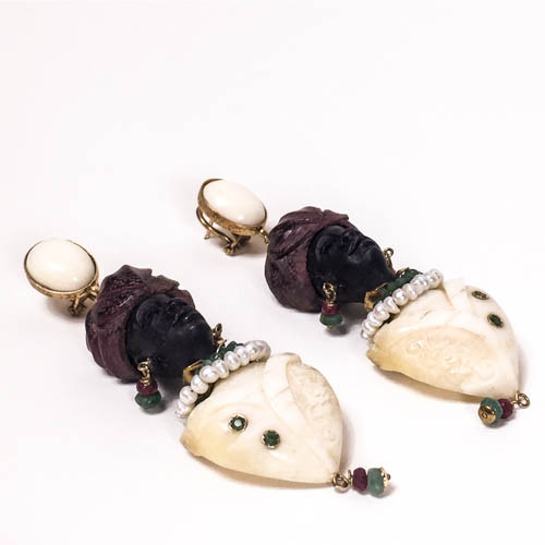 Of Rare Origin Moor Earrings