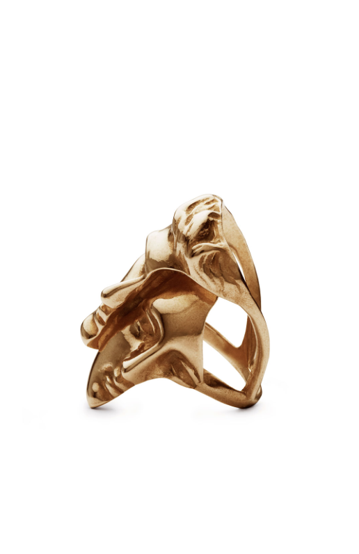Yunus and Eliza Together Ring