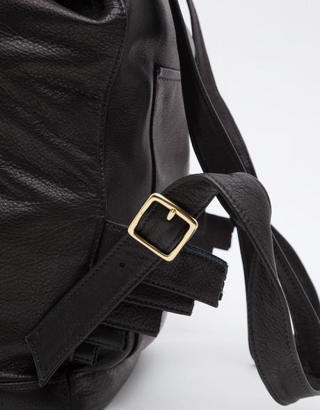 Collina Strada Novella Bag Black Leather