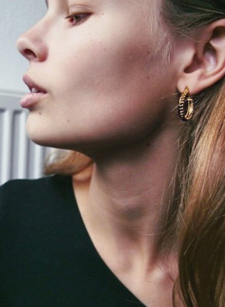 Lind & James Flinders Gold Earrings