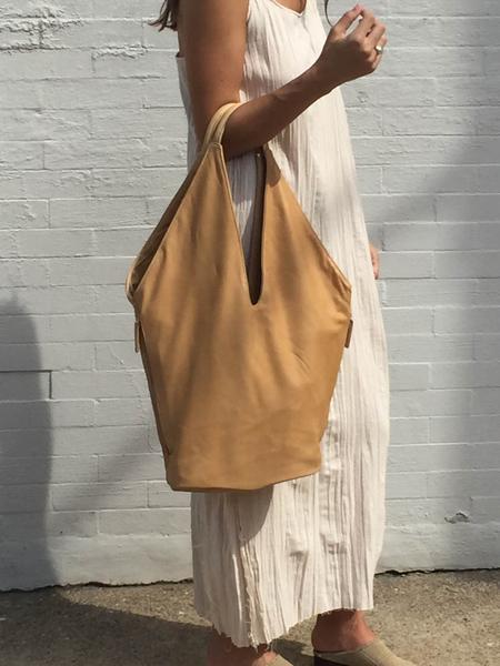 Collina Strada Luna Bag Beige Leather