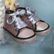 Little Lulu's Glitter Molly Sneakers