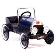 Baghera Pedal Car Classic Blue
