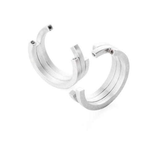 Aura Bankauskaite Akajewellry Concord Black Diamond Rings