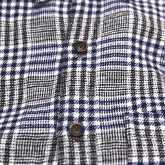 Men's Alex Mill - Glen Plaid Flannel Button Down