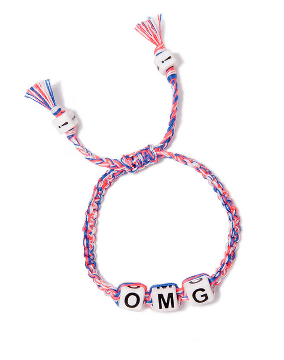 Venessa Arizaga OMG Friendship Bracelet