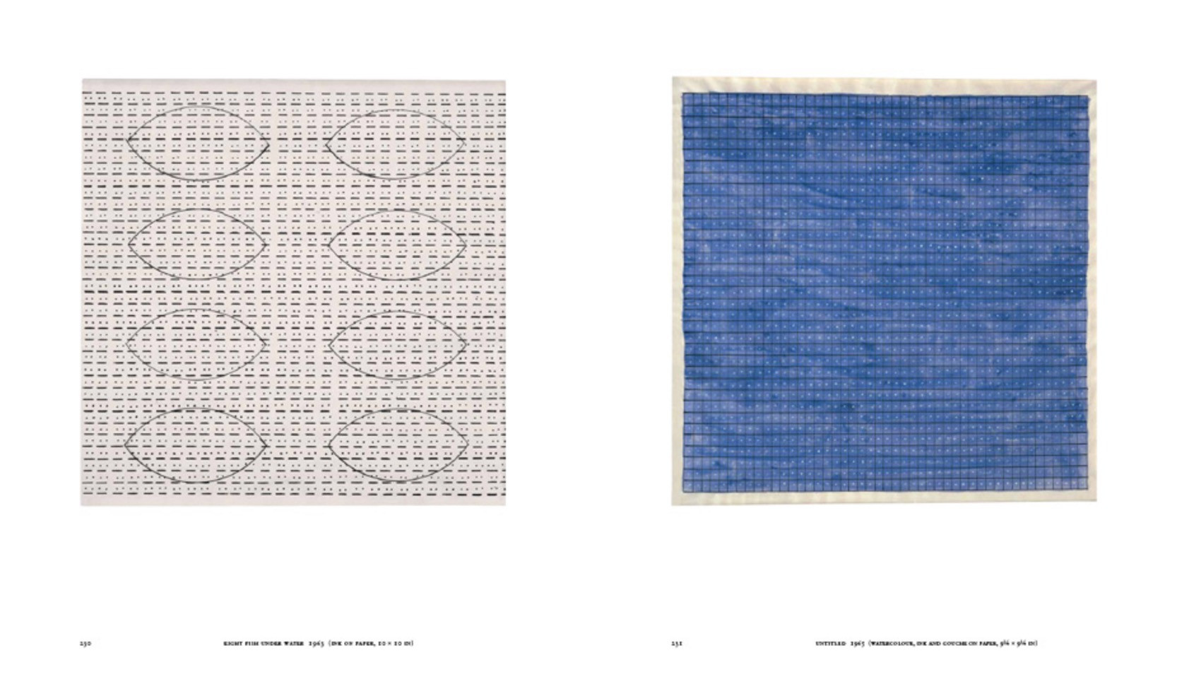 agnes martin writings Agnes martin: paintings, writings, remembrances is the first and only complete career retrospective publication of the visionary painter this important and beautiful book brings together 130 of martin's paintings and drawings.