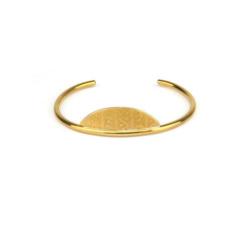 Claire Green Jewelry Caravan Cuff