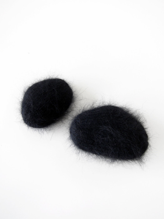 Various Projects Angora Rock, Black, Small