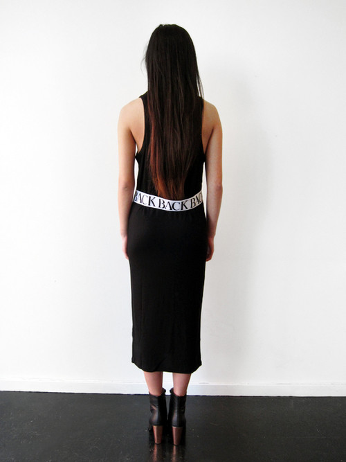 Ann-Sofie Back BACK Logo Dress