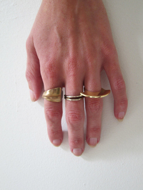 Samma Cutout Ring #8