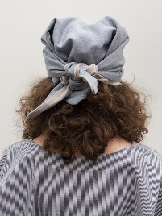 Rowena Sartin Triangle Head Scarf