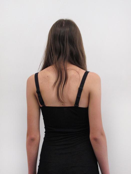 Baserange US Slip Dress, Black