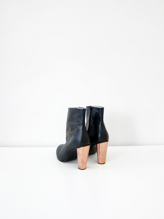 Sydney Brown Ankle Boot