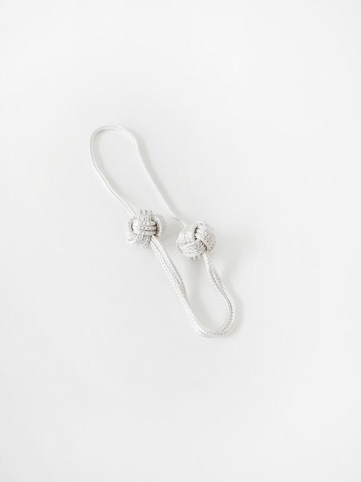 Saskia Diez Big Knot Bracelet