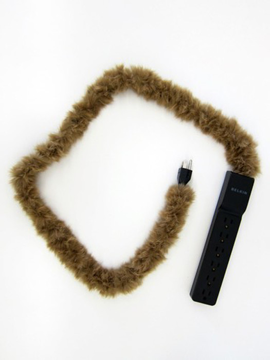 BLESS Cable Jewellery, Rabbitfur