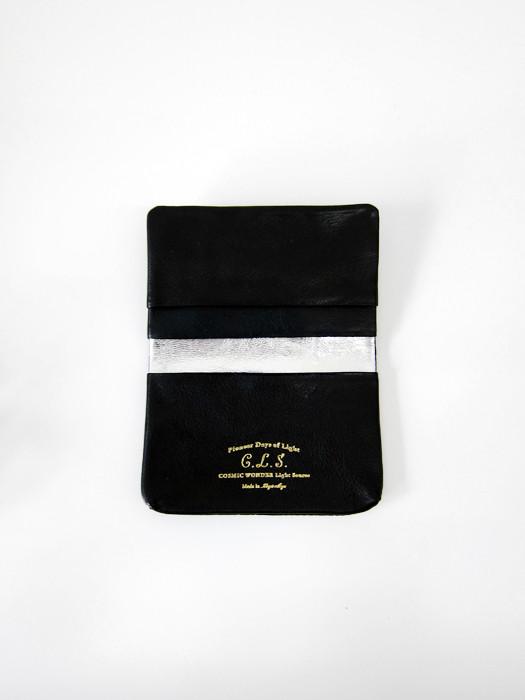 Cosmic Wonder Hexagram Wallet, Small