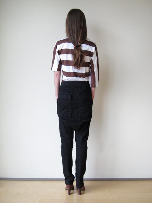 Ann-Sofie Back Jigsaw Shirt