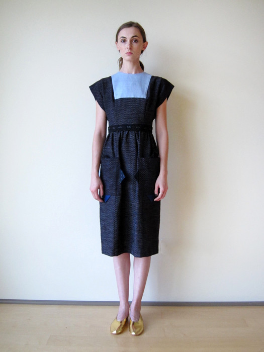 Cosmic Wonder Kurume-Kasuri Jinbei Dress