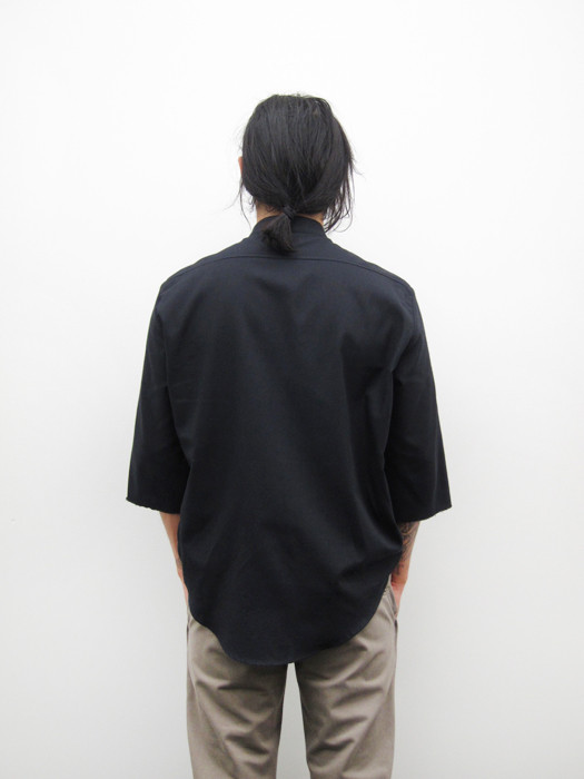 Assembly NY No Collar Shirt