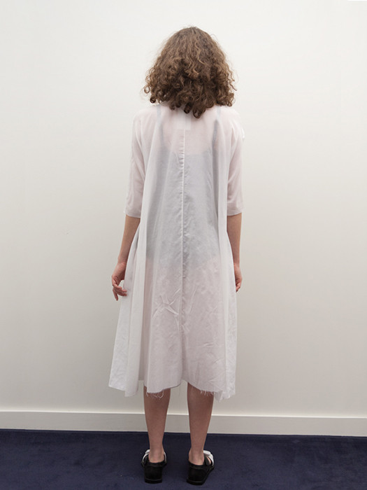Alexa Stark Oversized Tent Dress