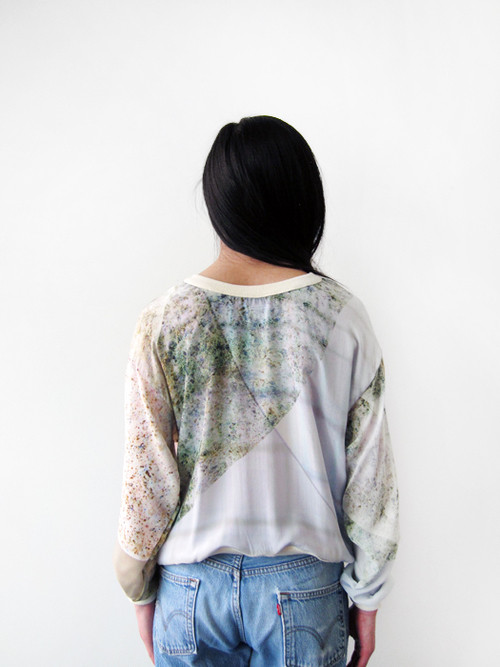 Unisex Anntian Silk Sweater