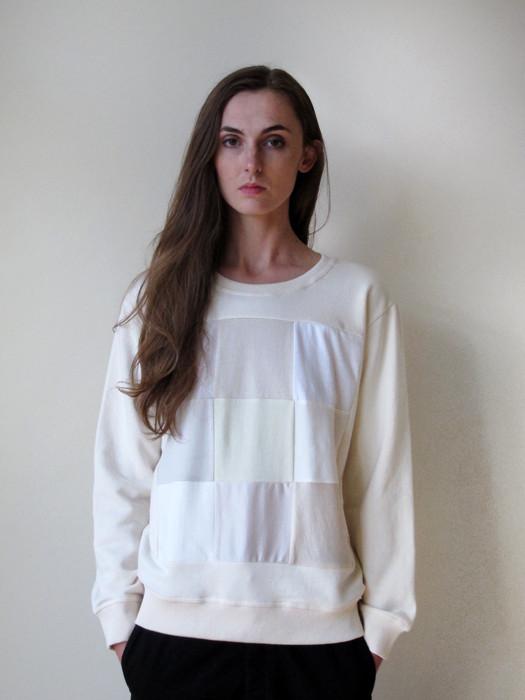 Correll Correll Square Sweatshirt