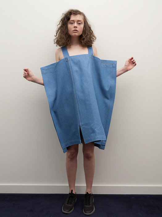 Eckhaus Latta Tarp Dress