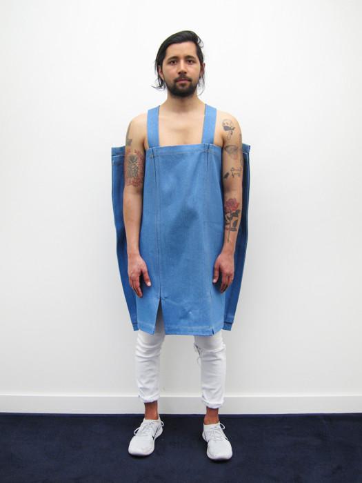 Eckhaus Latta Tarp Dress
