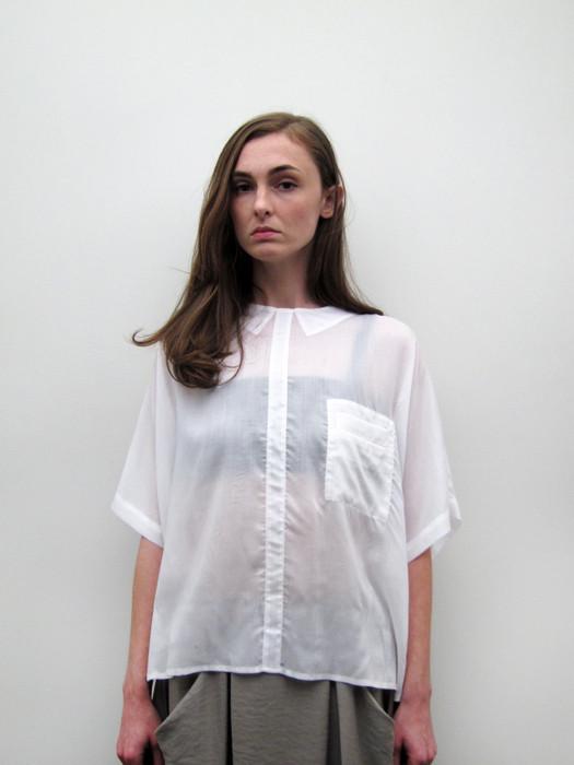 Suzanne Rae Trompe L'oeil T-Shirt
