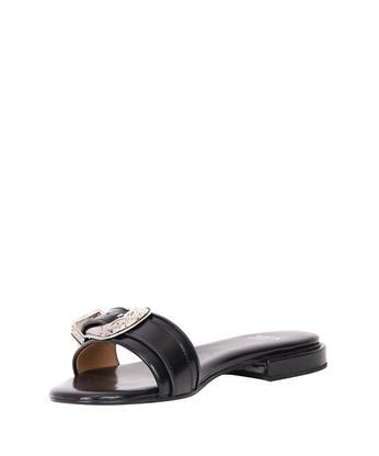 Toga Buckle Slide Sandal
