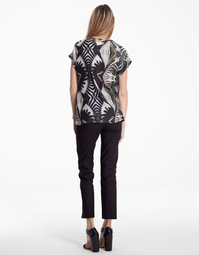 H. FREDRIKSSON PALM PRINT BOX TOP