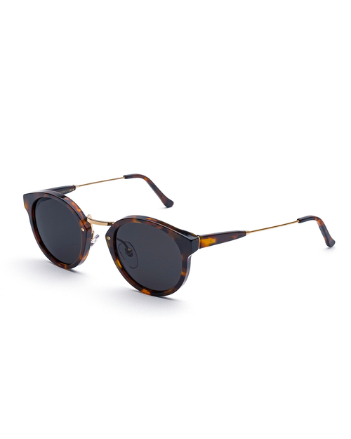 RetroSuperFuture Panama Sunglasses in Classic Havana