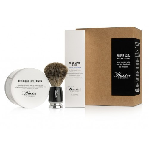 Baxter of California Shave 1-2-3