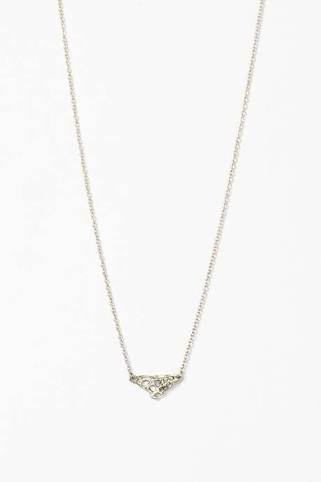 Echoes of Culture Etre Necklace
