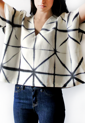 Katrin Reifeiss B+W Lattice Top